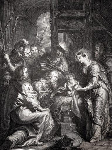 Adoration of the Magi. 1630–1645.