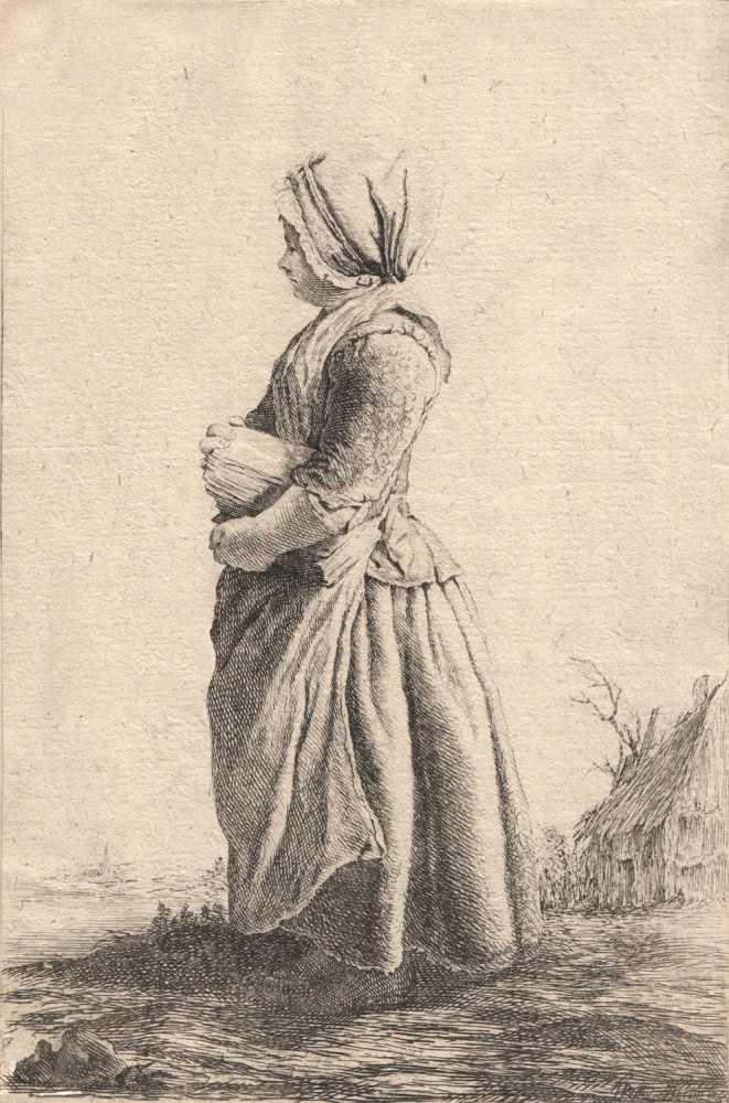 A Young Peasant. 1751.