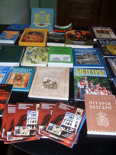 Література болгарською мовою