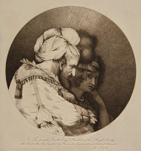 Three Oriental Heads. 1780