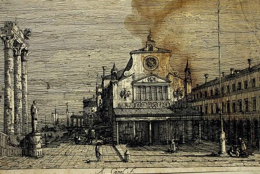 Церква Сан-Джакомо-ді-Ріальто у Венеції.