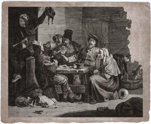 Christmas Eve. 1609–1639.