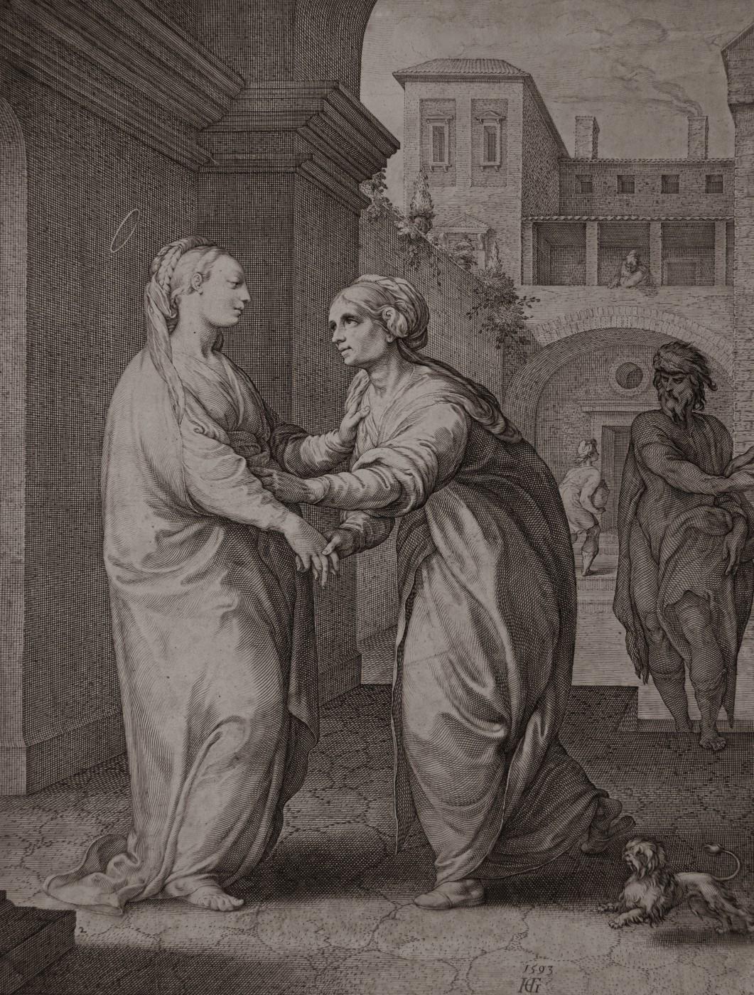 The Visitation. 1593.