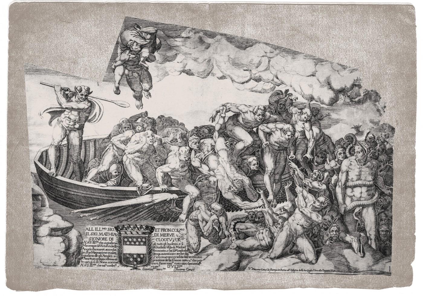 The Last Judgment. 1650. (Sheet I.)